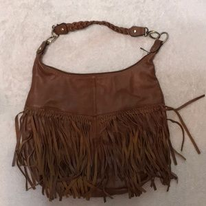 Call It Spring Fringed Bag